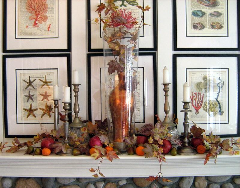 C b i d home decor and design fall thanksgiving