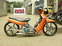 Honda Wave 125 Modified