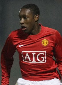 manchester United danny welbeck united