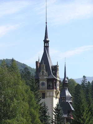 pelisor castle romania