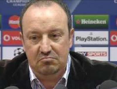rafa benites press conference middlesbrough