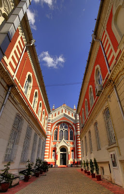 synagogue of brasov