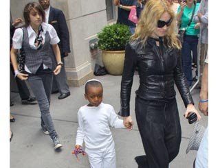 madonna mercy james david adoption malawi