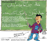 danish mohammed cartoons
