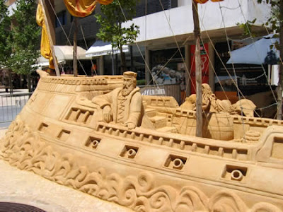 amazing sand sculptures