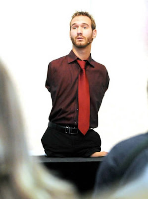 nick vujicic inspiring people inspirational missing limbs