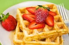 Resep Pembuatan Kue Waffle