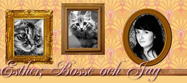 Esther, Bosse och jag