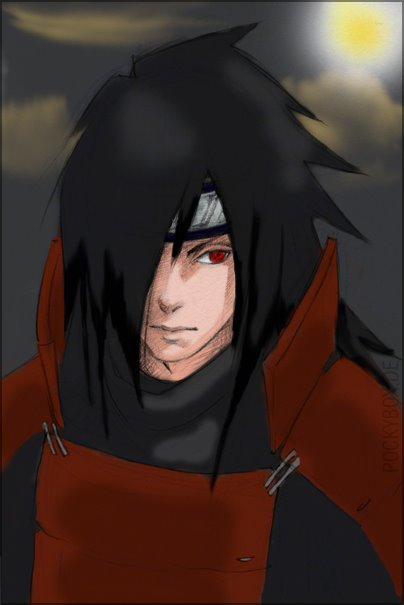 Madara Uchiha Disguised as Tobi - Naruto - Zimbio