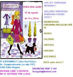 "Feria ""Real Glam"" 15 de agosto 2010"