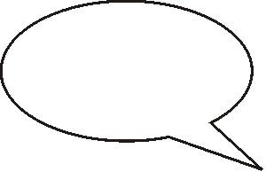 Balão de Fala/Diálogo