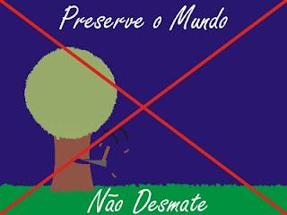 Preserve o mundo (desenho)