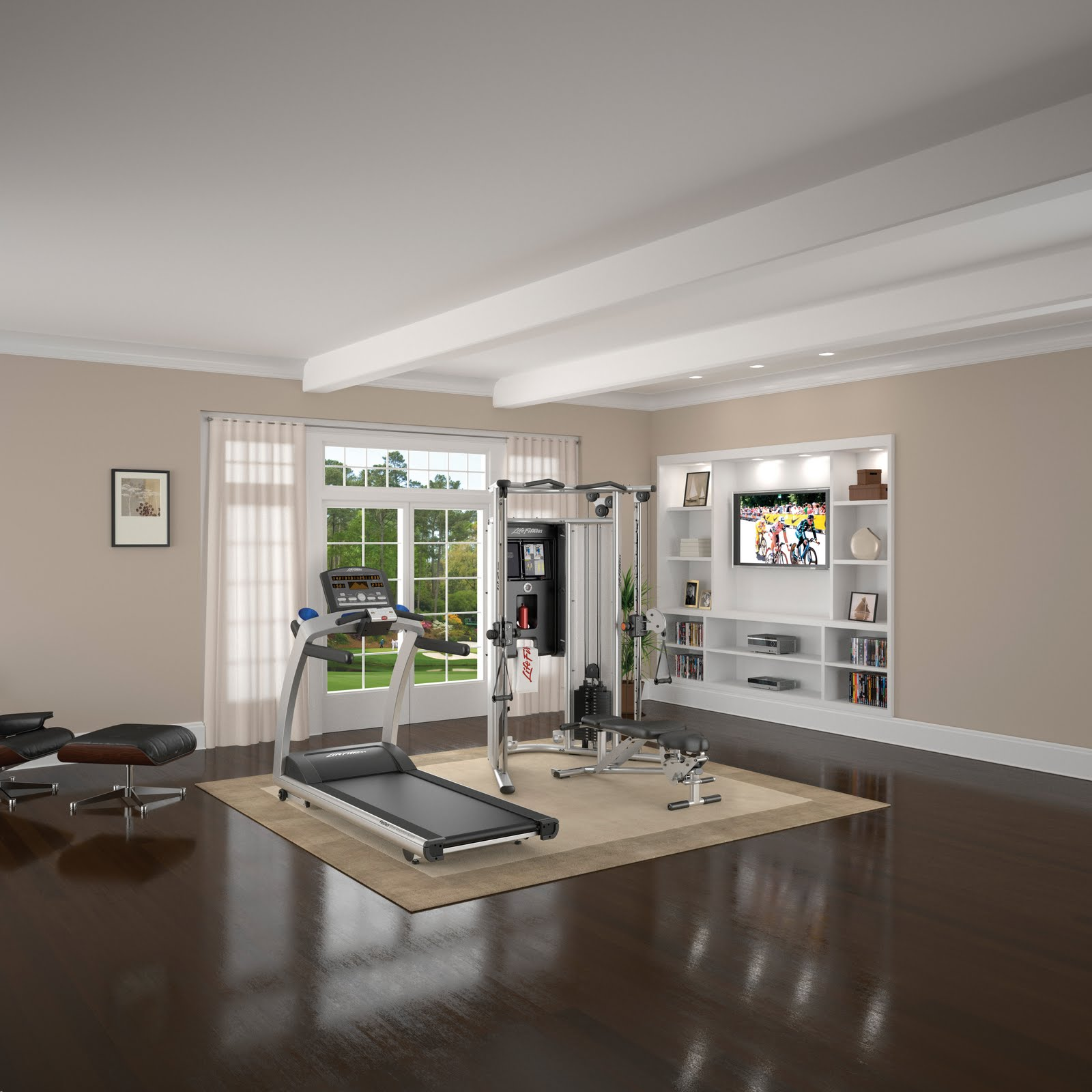 home gym decorating ideas. fabulous gym design ideas home ideas