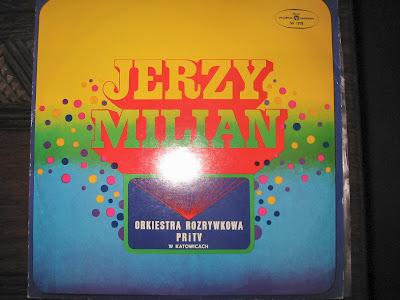 Jerzy Milian - Orkiestra Rozrywkowa PRiTV W Katowicach