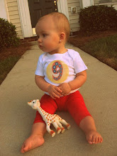 nine months old.