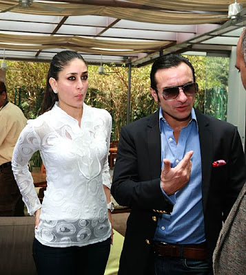 saif  ali  khan  and  kareena  kapoor  were  to  buy  an  Indian  premier  League  team.