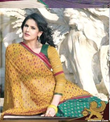 Zarine Khan is fevrit actress