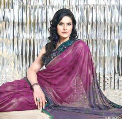 Zarine Khan is bollywood actress