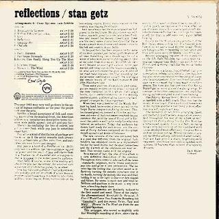 Stan Getz Reflections