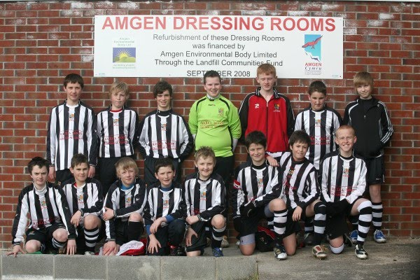 1268752000 1 They eventually moved on to the South Wales Amateur League, ...