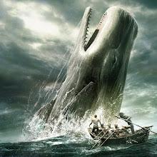 Moby Dick e Ahab