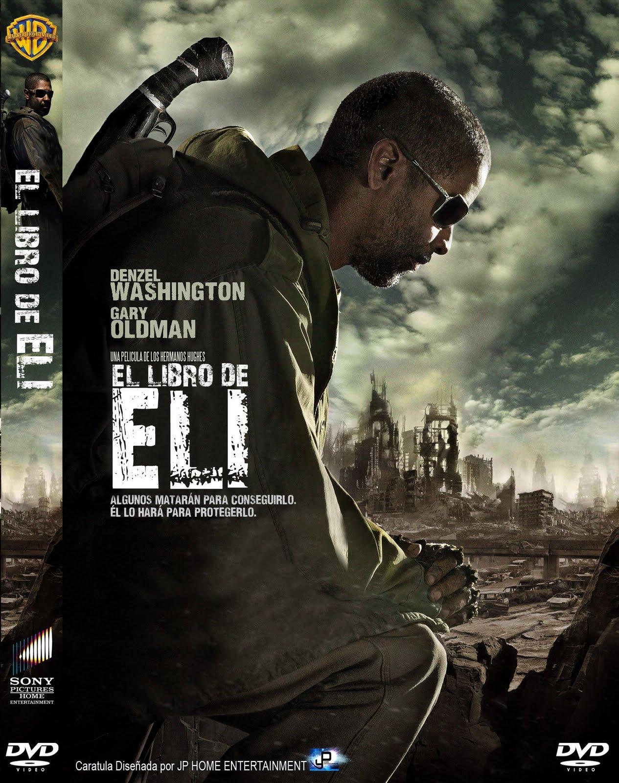 CINE Y MUCHO MAS Y AHORA: EL LIBRO DE ELI (2010) The Book