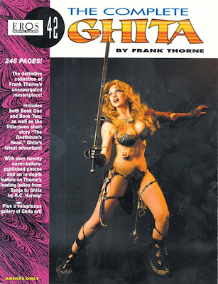 The complete Ghita of Alizarr - Frank Thorne