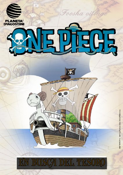 One Piece de Eiichiro Oda - dossier