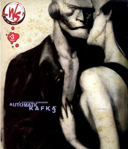 Automatic Kafka - Joe Casey - Ashley Wood - portada