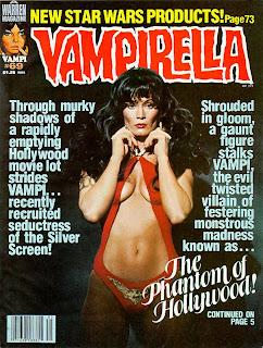 Barbara Leigh - Vampirella 3