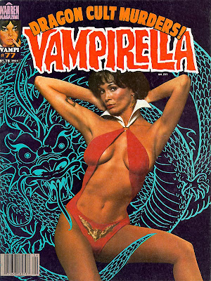 Barbara Leigh como Vampirella 2
