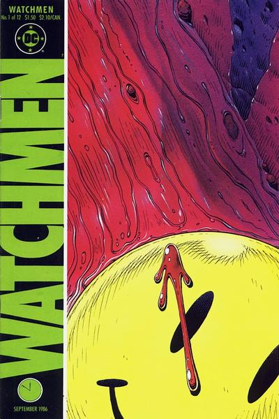 Watchmen 1 - Alan Moore - Dave Gibbons