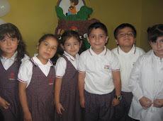 Mis alumnos de Primaria