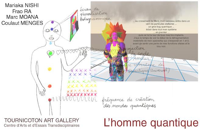 expo homme quantique