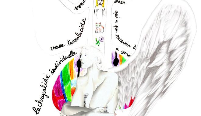 un ange  ailleurs