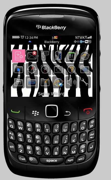 BlackBerry Curve 9320 Review - blackberry app world