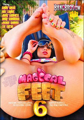 Bang Bros: Magical Feet 6