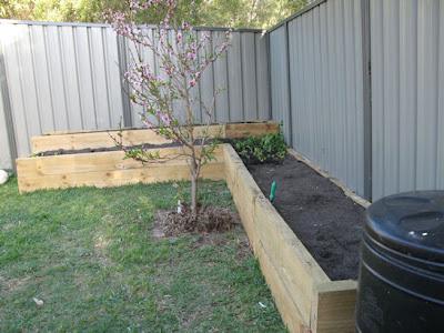 Raised garden plans freefree garden plans build garden for Corner vegetable garden ideas
