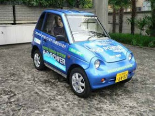 Carros movidos a agua