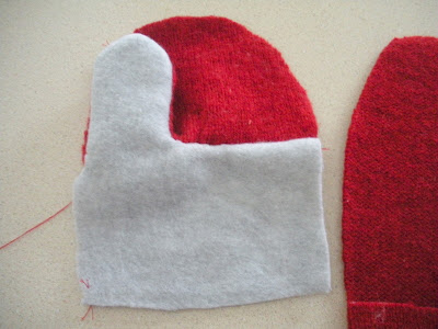 Molly's Sketchbook: Simple Felted Wool Mittens - The Purl Bee