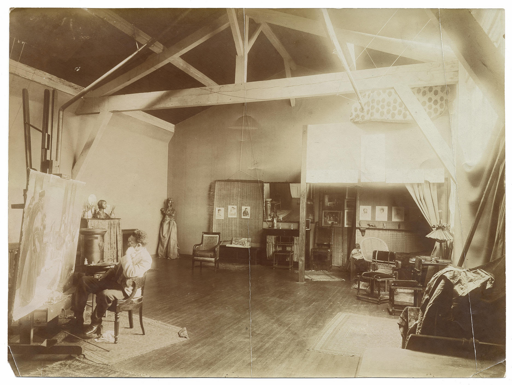 alamodeus artist 39 s studios. Black Bedroom Furniture Sets. Home Design Ideas