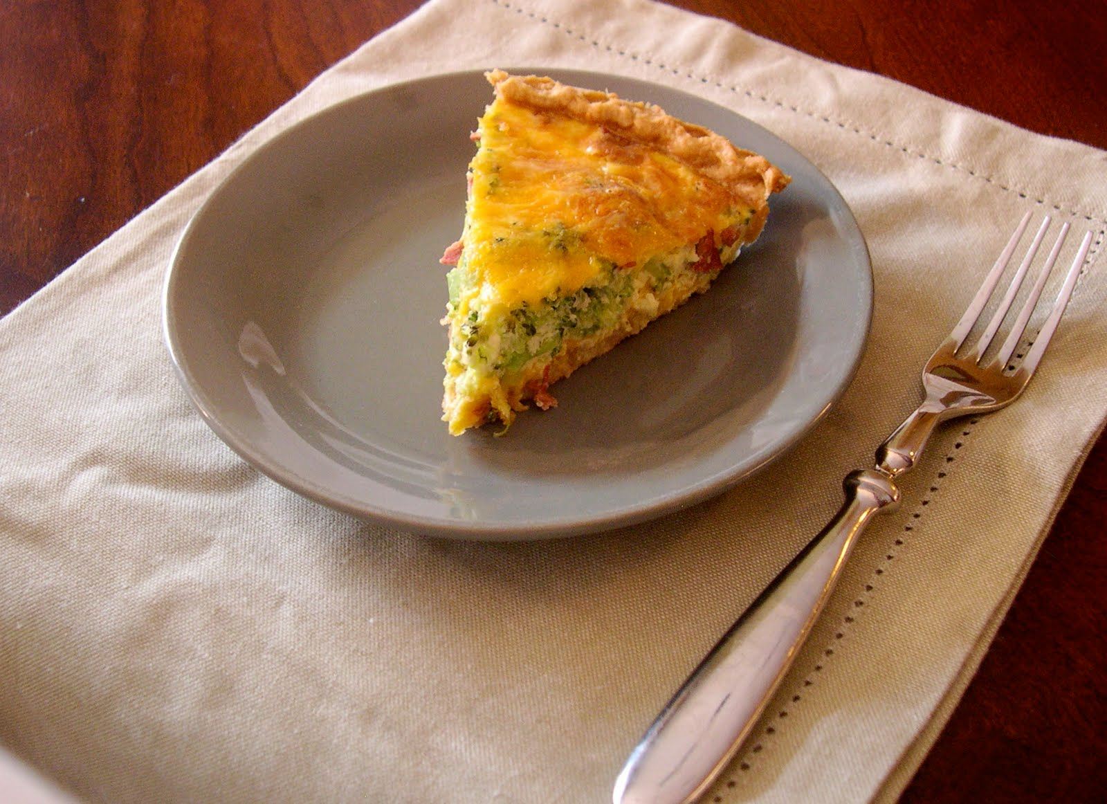 The perfect quiche for easter brunch for Quiche not setting