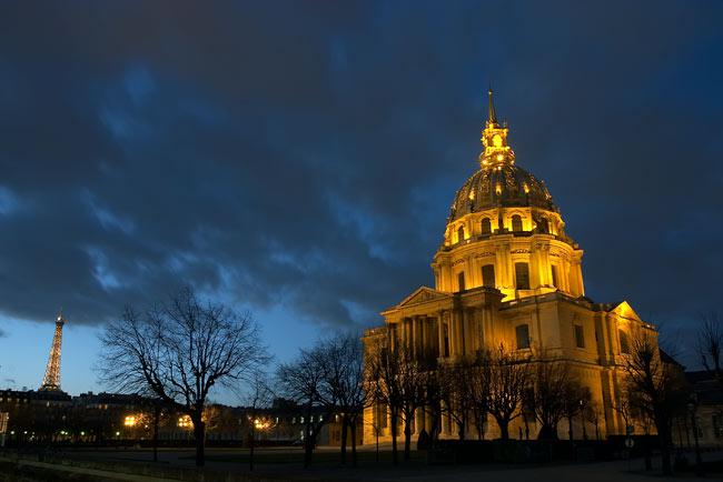 Les Invalides Church