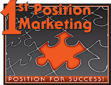 1st Position Marketing Logo