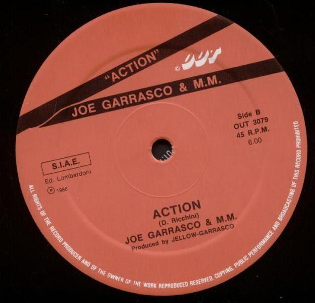 Joe Garrasco MM Action