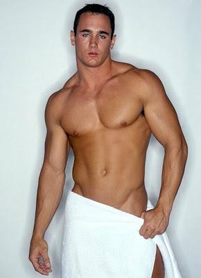 neverland: Homoerotic Wrestler of the Month