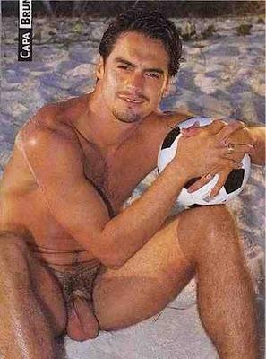 from Beau bruno brazilian football gay magazine
