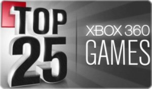 Top 25 Games for xbox 360