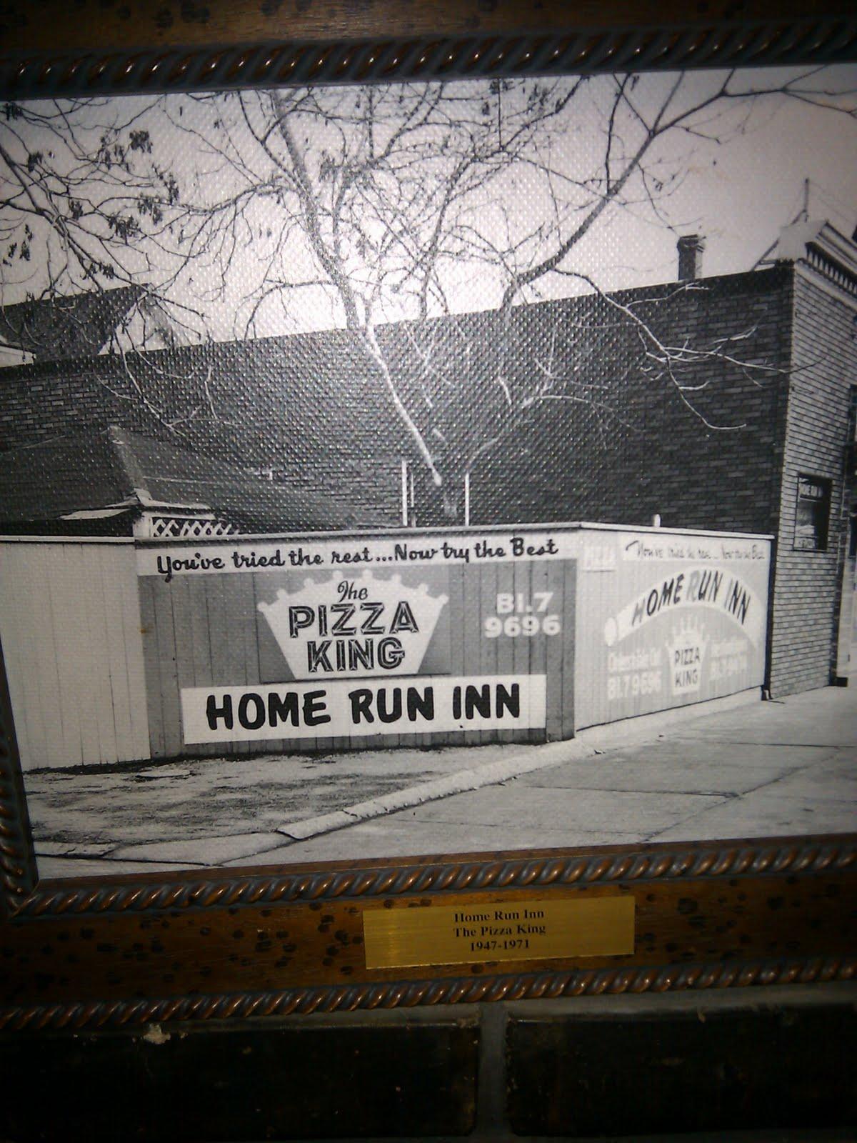 Original home run inn a visit to 31st street for Home run inn