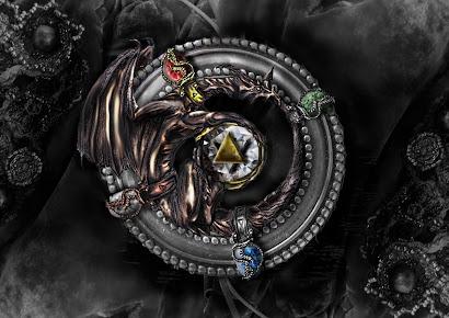 Medalhão da Ordem do Dragão